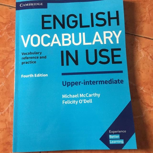 Bộ tài liệu Vocabulary In Use - Upper intermadiate