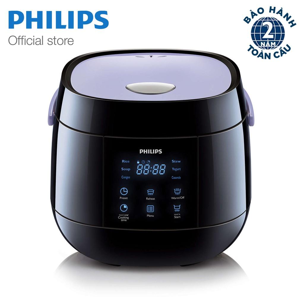 Nồi cơm điện tử đa năng Philips HD3060 0.7L - 3612106 , 1086370721 , 322_1086370721 , 1790000 , Noi-com-dien-tu-da-nang-Philips-HD3060-0.7L-322_1086370721 , shopee.vn , Nồi cơm điện tử đa năng Philips HD3060 0.7L