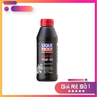 Nhớt hộp số (nhớt lap) xe tay ga Liqui Moly Gear Oil 75W90 500ml thumbnail