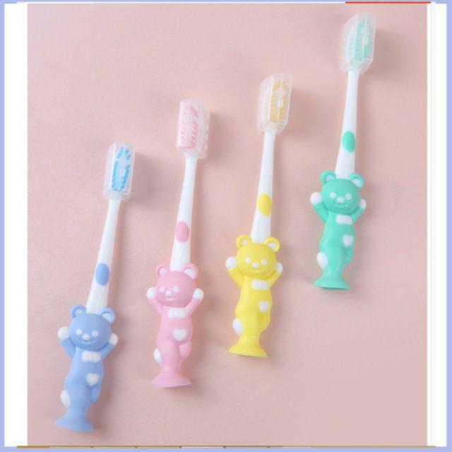 Sét 4bàn chải đánh răng cho bé