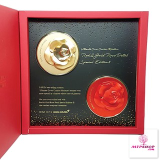 Set Phấn Nước OHUI Ultimate Cover Cushion Moisture Red & Gold Rose Petal Special Edition II thumbnail
