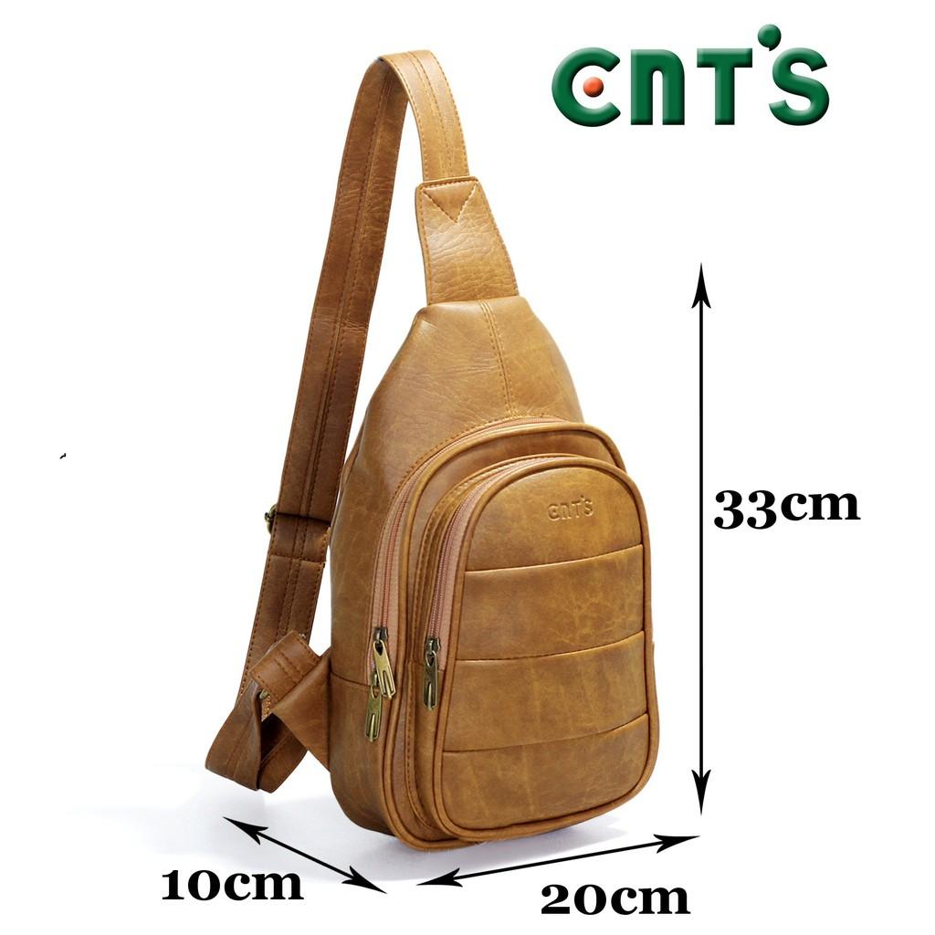 Túi đeo chéo CNT unisex MQ19 cá tính