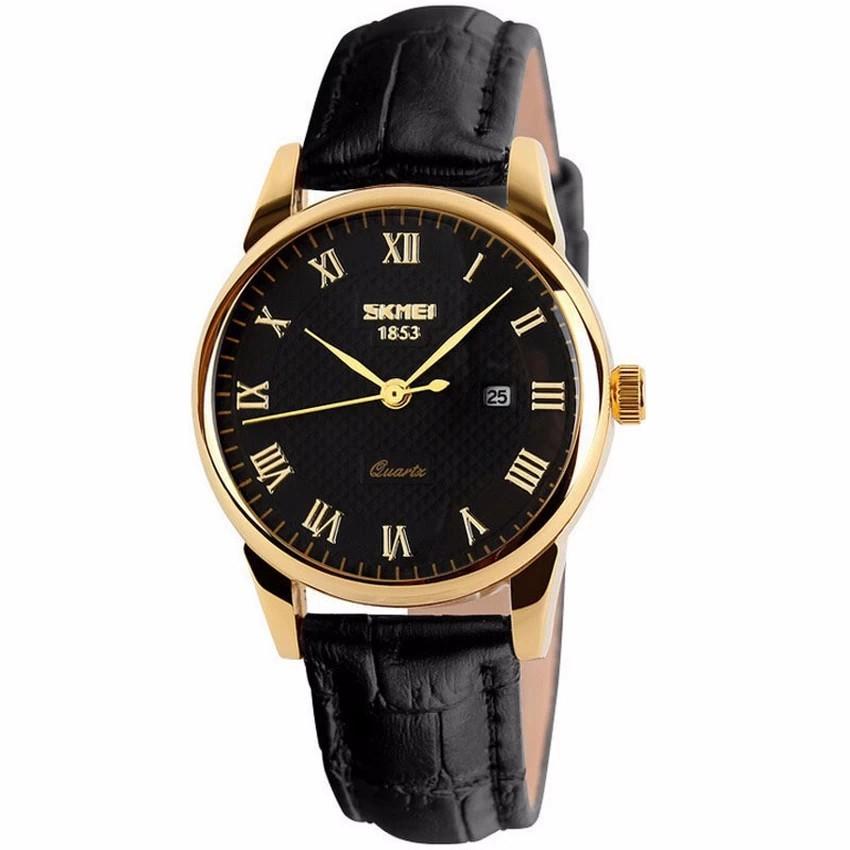 Đồng hồ nam dây da SKMEI DHSK119 (Mặt đen) - 2633112 , 157812937 , 322_157812937 , 369000 , Dong-ho-nam-day-da-SKMEI-DHSK119-Mat-den-322_157812937 , shopee.vn , Đồng hồ nam dây da SKMEI DHSK119 (Mặt đen)