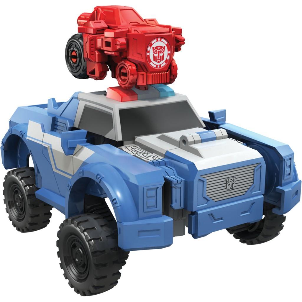 Robot Transformers kết hợp Strongarm và Mini-Con Trickout