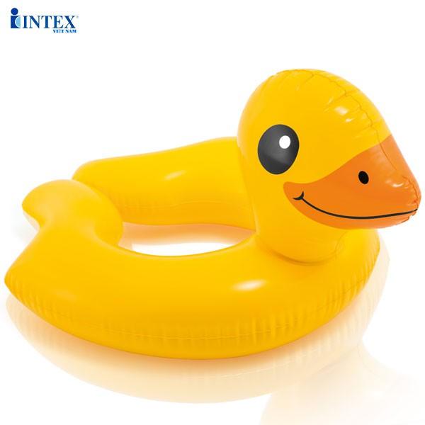 Phao bơi vòng hình thú INTEX 59220 - Giao hình ngẫu nhiên