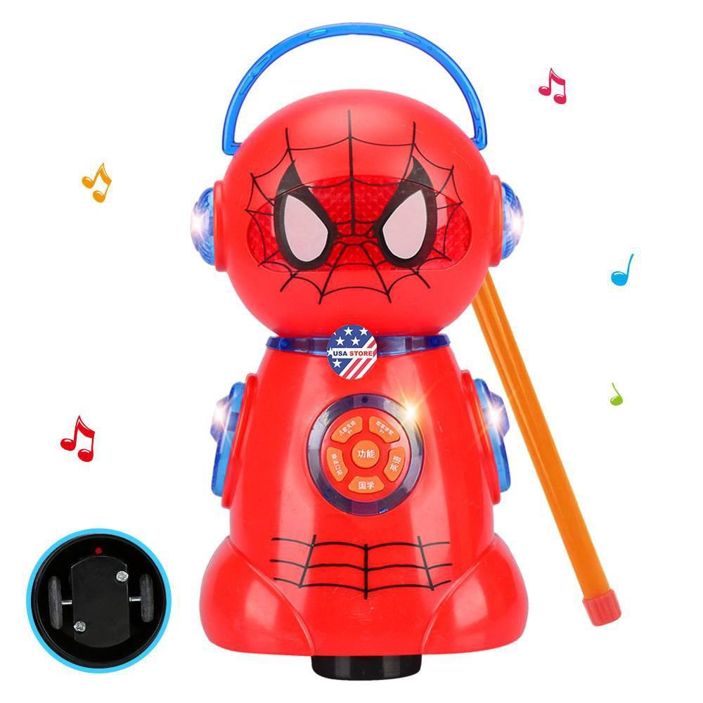 Lồng đèn có nhạc đèn nhiều hình cho bé