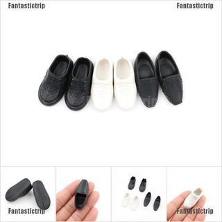 Fantastictrip 3 Pairs Dolls Cusp Shoes Sneakers For Boyfriend Ken Doll