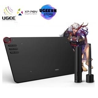 Bảng Vẽ Điện Tử Ugee EX12 10x6inch Wireless Lực Nhấn 8192 Nút Xoay Dial ( Quà tặng kèm) thumbnail