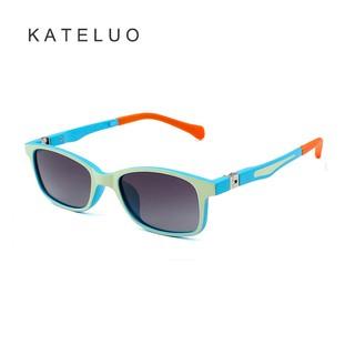 Kính Mát KATELUO S1021 Chống Tia UV400 Chống Phân Cực Thời Trang Cho Bé