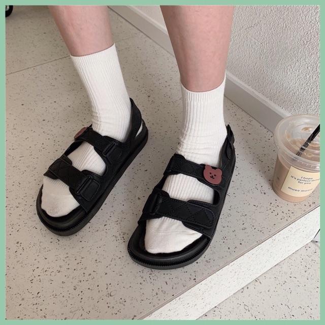 Sandal nữ ulzzang nhiều màu