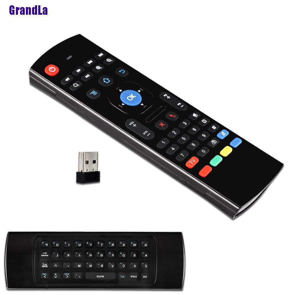 Điều Khiển Từ Xa Mx3 2.4ghz Cho Tv Android