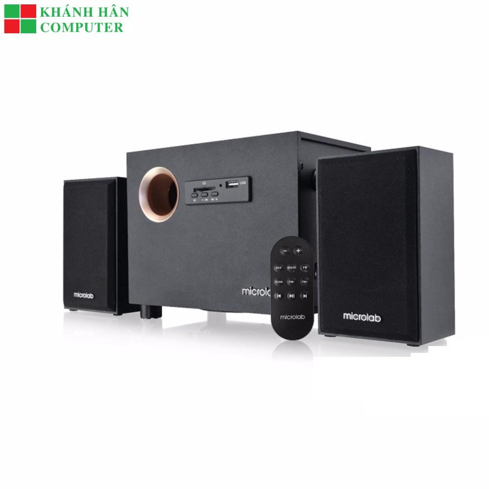 Loa máy tính Microlab M105R 2.1 (USB, Thẻ nhớ, FM) - Bảo hành chính hãng 12 tháng - 2687018 , 419816294 , 322_419816294 , 550000 , Loa-may-tinh-Microlab-M105R-2.1-USB-The-nho-FM-Bao-hanh-chinh-hang-12-thang-322_419816294 , shopee.vn , Loa máy tính Microlab M105R 2.1 (USB, Thẻ nhớ, FM) - Bảo hành chính hãng 12 tháng