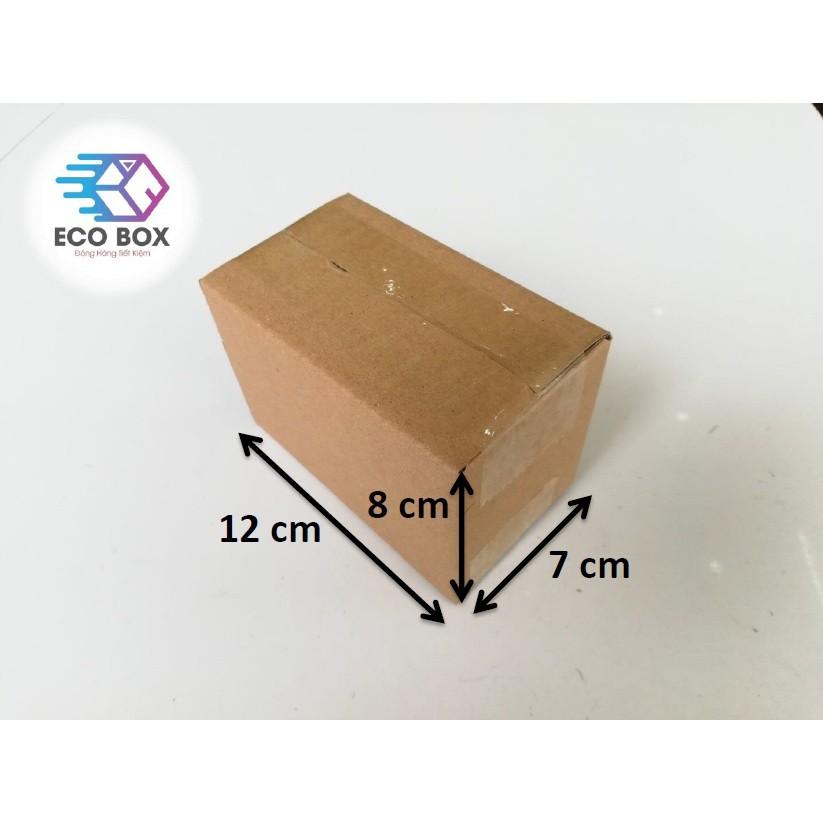 12x7x8 Hộp Carton đóng hàng