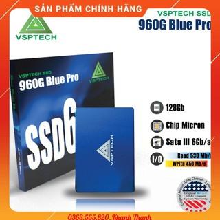 Ổ cứng SSD 128G VSPTECH 960G BLUE PRO Chính hãng - Bảo hành 36 tháng thumbnail