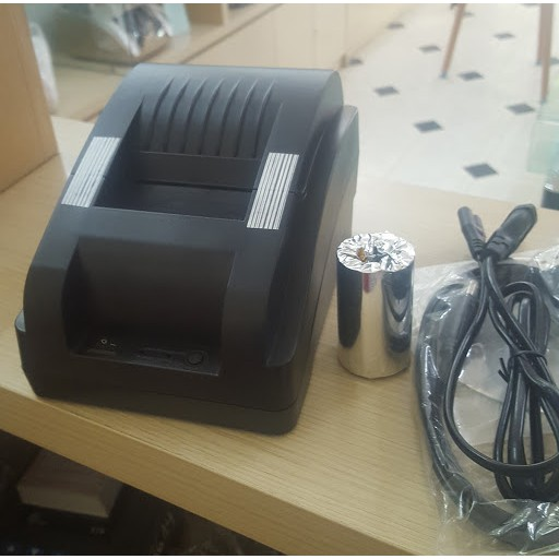 Máy in hóa đơn Super Printer ERP58U (Đen)(Đen)