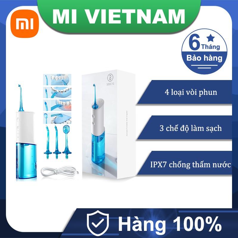 Máy tăm nước Xiaomi Soocas W3 Xịt vệ sinh răng miệng