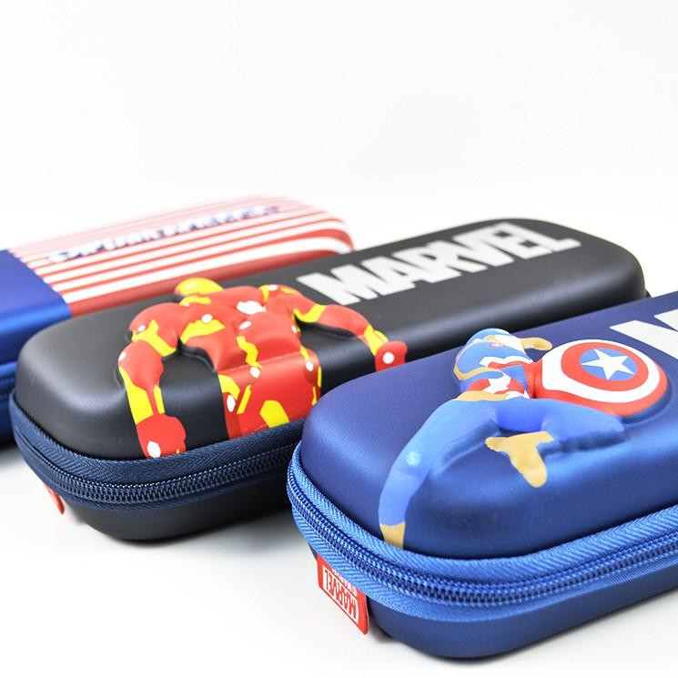 Bóp Viết Hình Siêu Anh Hùng Captain America