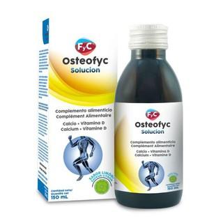 OSTEOFYC Solucion 150ml – Bổ xương khớp dạng sizo hấp thu hiệu quả nhất