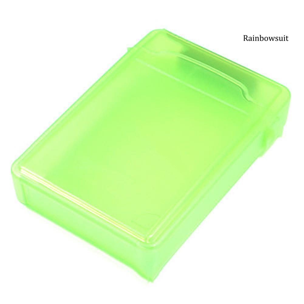 Hộp Nhựa Đựng Ổ Cứng 3.5 Inch Sata Ide Hdd