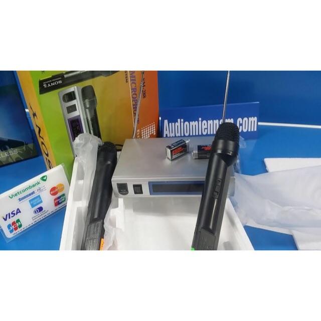 [SALE 10] Mic không dây Sony SM-288 - 2441861 , 56801283 , 322_56801283 , 445000 , SALE-10-Mic-khong-day-Sony-SM-288-322_56801283 , shopee.vn , [SALE 10] Mic không dây Sony SM-288