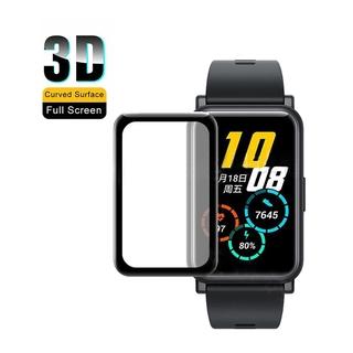 Kính Cường Lực Viền Cong 3d Bảo Vệ Màn Hình Cho Huawei Honor Watch Es
