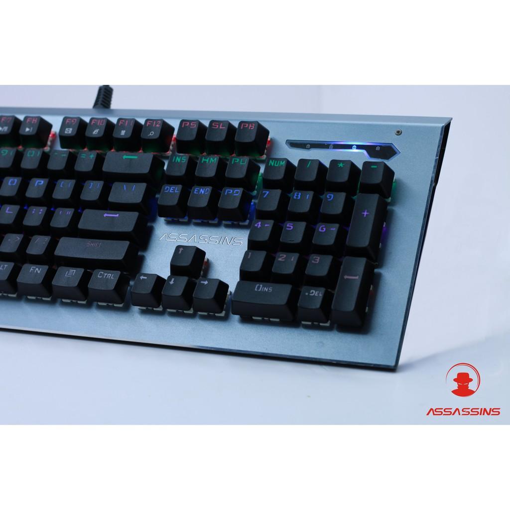 bàn phím chơi game Assassins GK6 Giá chỉ 850.000₫