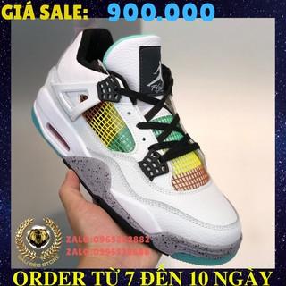 FULLBOX ORDER SALE 50% ẢNH THẬT Air Jordan 4 Retro AJ4 GIÀY NAM NỮ thumbnail
