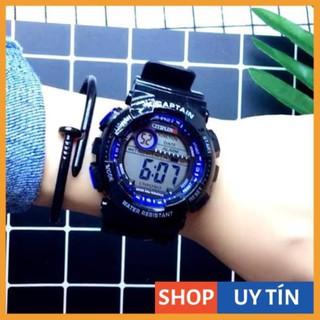 [Hàng Cao Cấp] Đồng hồ unisex thể thao Sport Watch X-Captain Citiplus full chức năng chống nước chống xước tốt