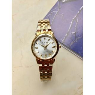 Đồng hồ nữ Halei 502 sang chảnh chính hãng giá rẻ chống nước, chống xước tốt + tặng kèm pin mới