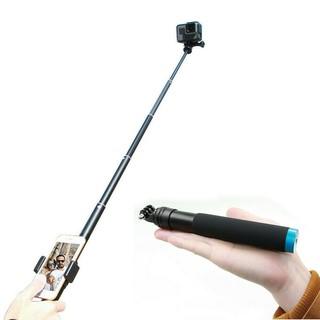 Gậy chụp ảnh tự sướng hợp kim nhôm TELESIN cho máy ảnh hành động GoPro Hero 8 7 6 5