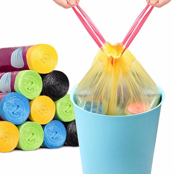 Cuộn túi đựng rác có dây rút quai xách 45 x 50cm (15 túi/ 1 cuộn) - 2681501 , 1126285934 , 322_1126285934 , 15000 , Cuon-tui-dung-rac-co-day-rut-quai-xach-45-x-50cm-15-tui-1-cuon-322_1126285934 , shopee.vn , Cuộn túi đựng rác có dây rút quai xách 45 x 50cm (15 túi/ 1 cuộn)