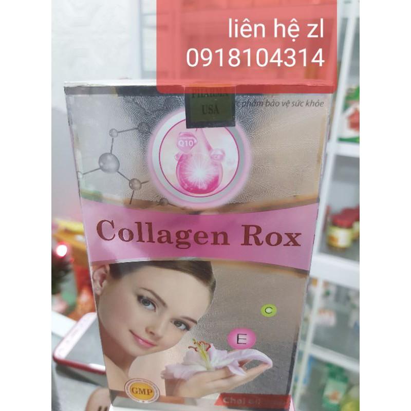 viên uống collagen Rox