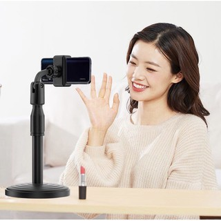 Giá Đỡ Điện Thoại Để Bàn, Quay TikTok, Giá Đỡ Livestream, Xem Video xoay 360 độ L7 – Audio365