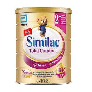 Sữa SIMILAC TOTAL COMFORT 2+ 820g thumbnail