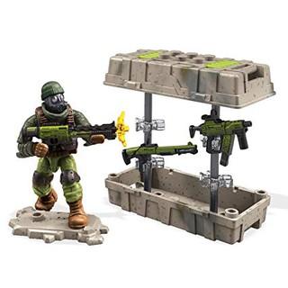 Gói quân sự màu xanh lá cây