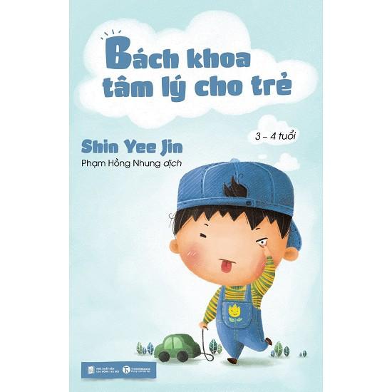 Sách - Bách khoa tâm lý cho trẻ từ 3-4 tuổi