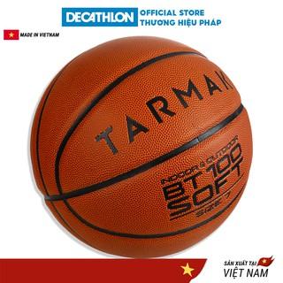 Bóng rổ cỡ số 7 Decathlon TARMAK bt100 dành cho sân trong nhà và ngoài trời thumbnail