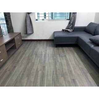 [Simili]Thảm nhựa trải sàn vân gỗ nhám