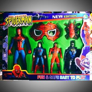 Hộp nhện mặt nạ