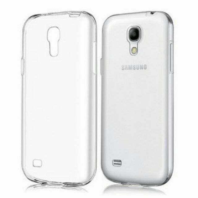 Ốp dẻo Galaxy S4/ I9500 silicon trong suốt