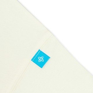 Hình ảnh Áo thun LEVENTS Popular Logo/ Cream Blue-3