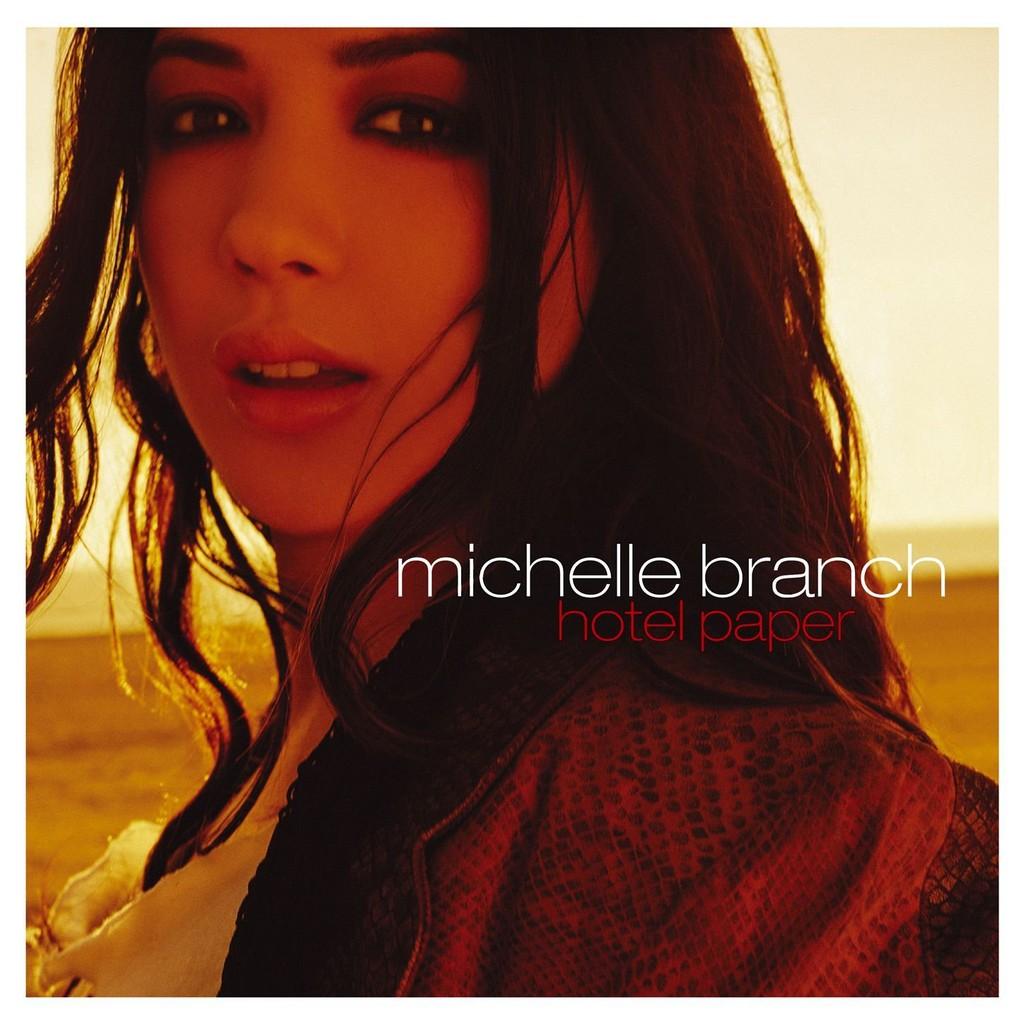 Michelle Branch - Hotel Paper - Đĩa CD