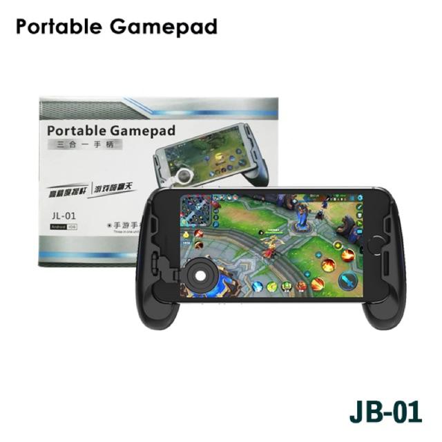 Tay cầm chơi game JL 01 kèm nút di chuyển