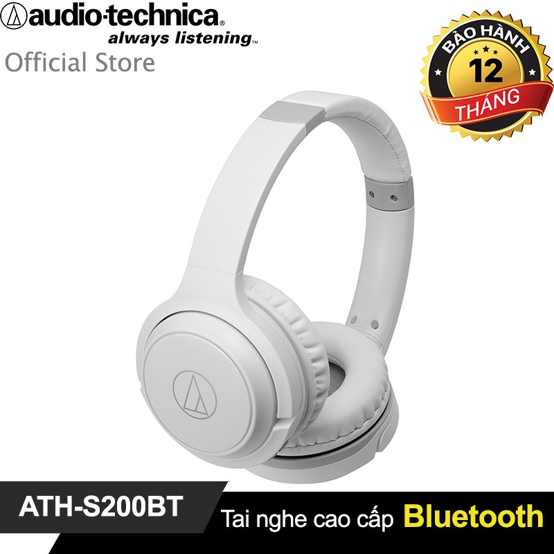 Tai nghe Bluetooth Audio-Technica ATH-S200BT