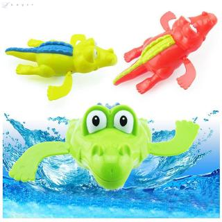 LAYOR Color Random Classic Kids Animal Baby Wind Up Bath Toys
