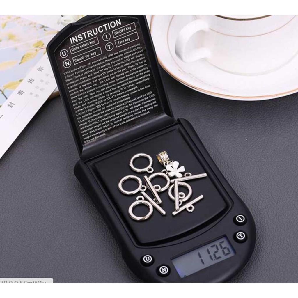Cân Tiểu Ly, tặng cặp pin Mini [B.206]