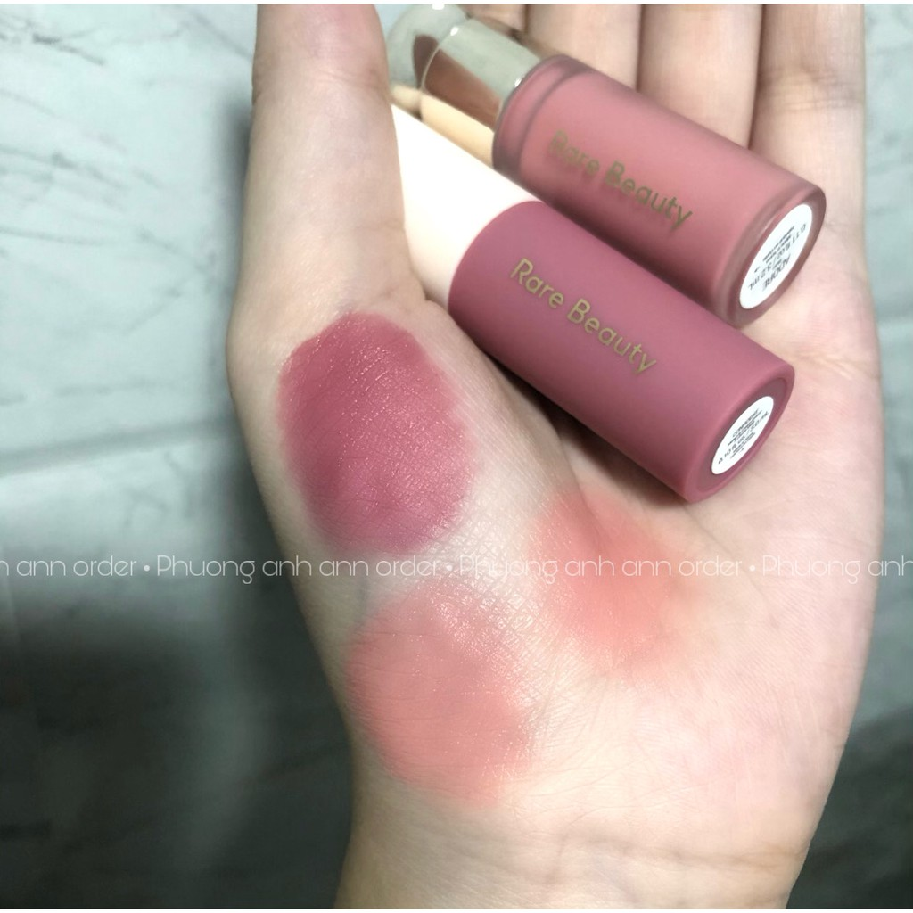 [Order] Set son và má hồng mini Rare Beauty
