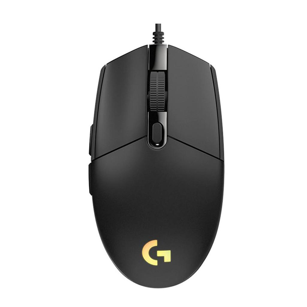 Chuột Logitech G102 Lightsync RGB Black - Chính hãng phân phối