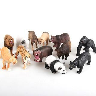 DreamForest Kids Plastic Animal Model Figure Random Toy