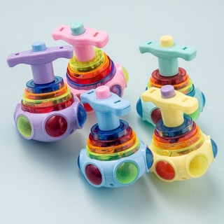 Đồ chơi giáo dục trẻ em con quay hồi chuyển nhiều màu sắc mới thumbnail